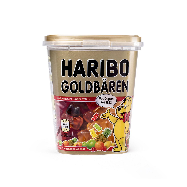 HARIBO Car Cups, Goldbären