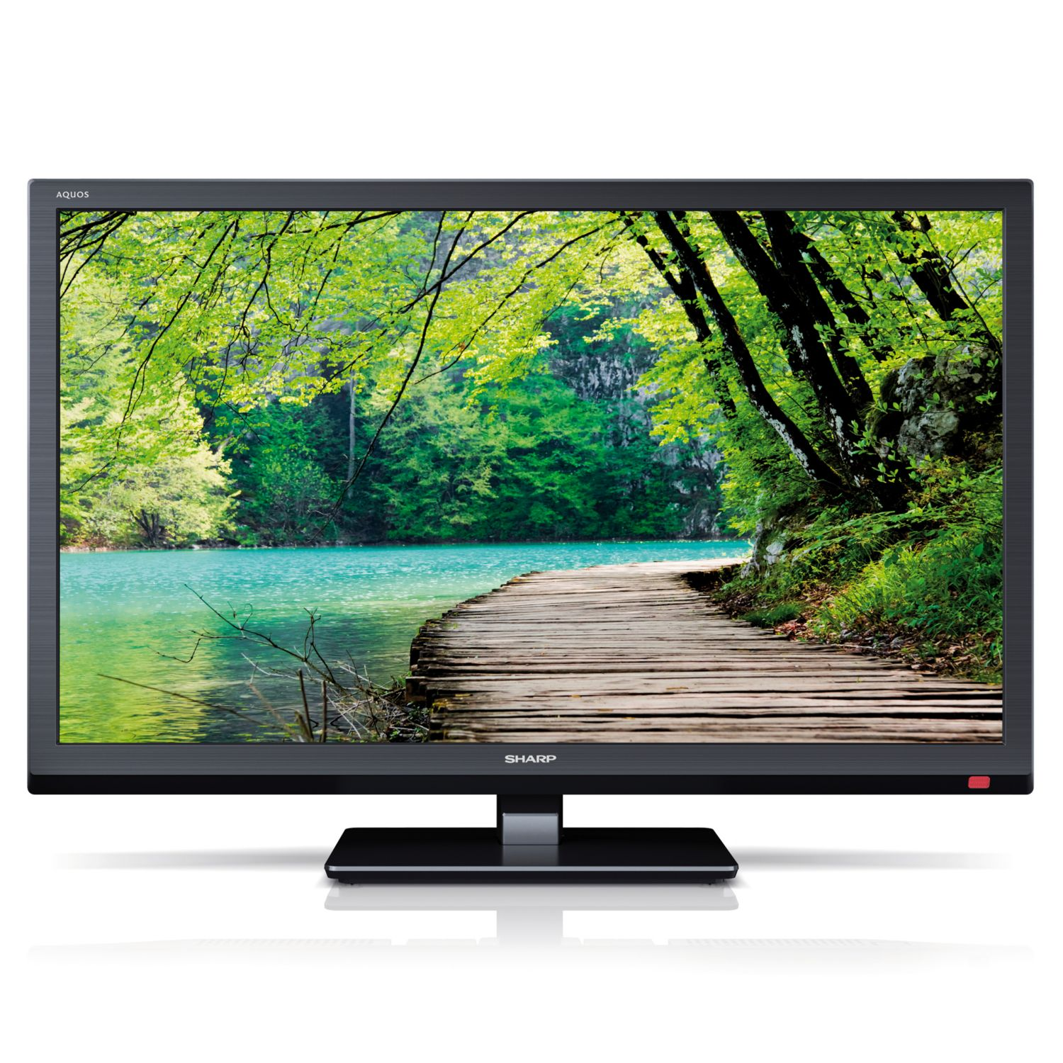 "SHARP HD LCD-TV 24"" (60 cm) CHF4012E"