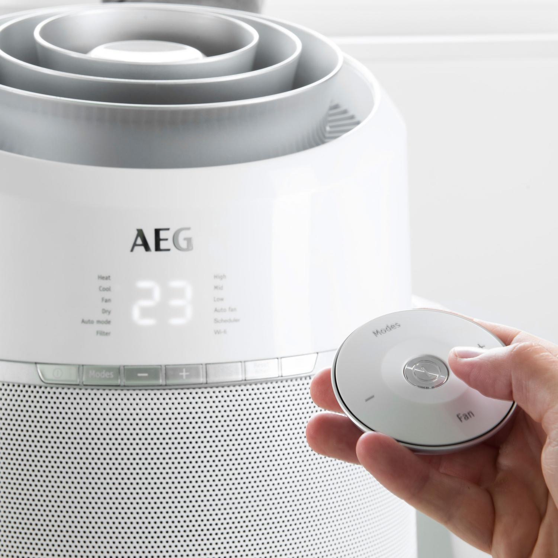 AEG Mobiles Klimagerät AEG PX71-265WT