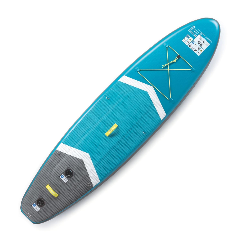 CRANE Stand-Up-Paddle-Board-Set