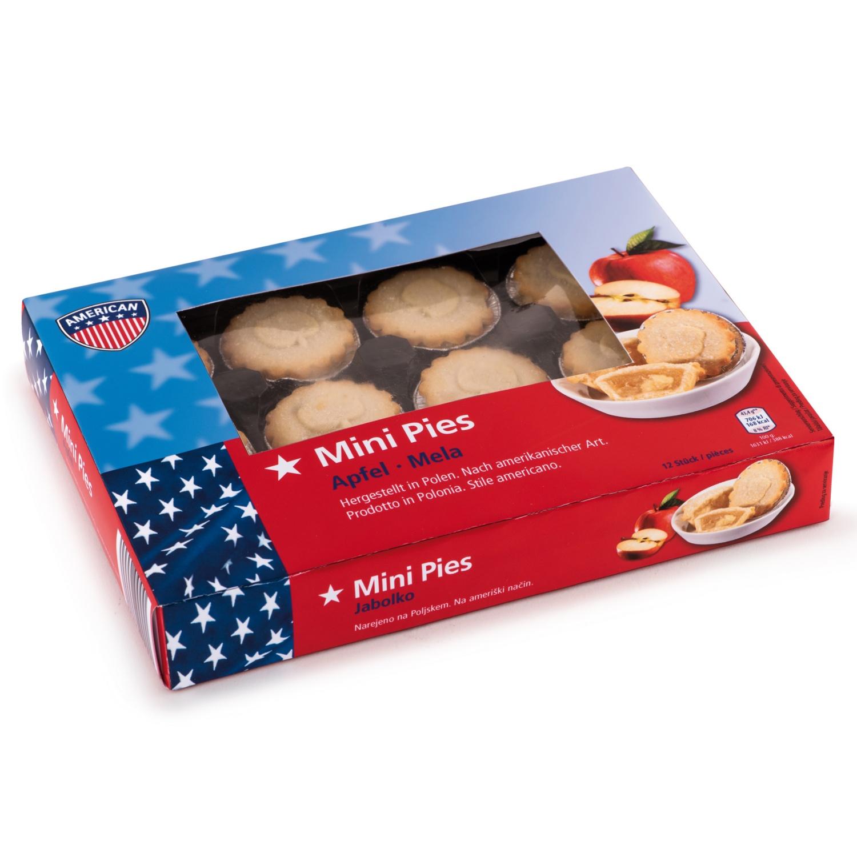 AMERICAN Mini Pies, Apfel