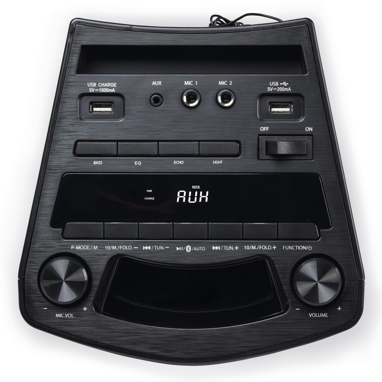 Tragbares Bluetooth®-Soundsystem MEDION® P67032