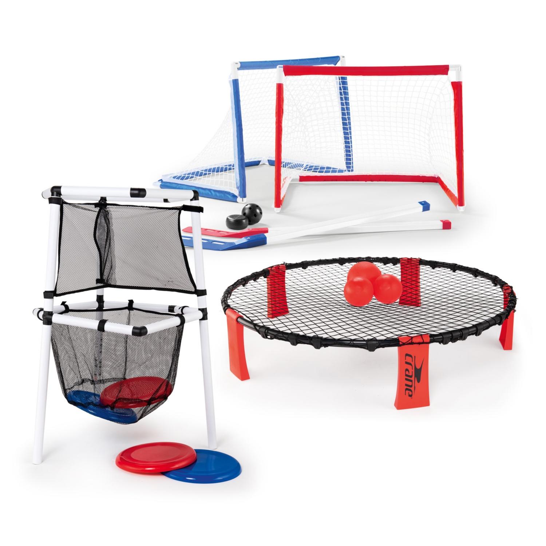 CRANE Outdoorspiele