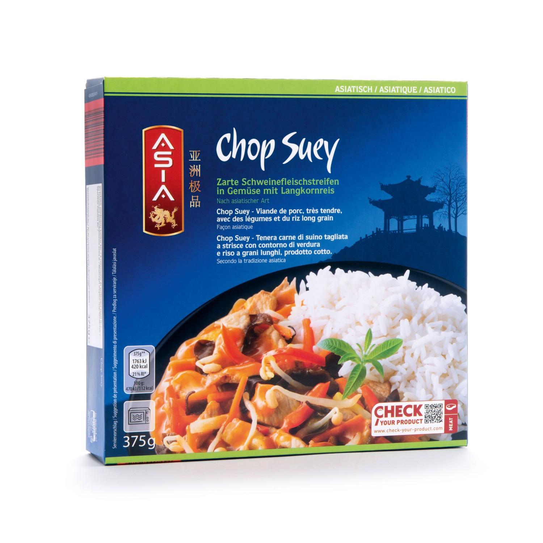 ASIA Chinesisches Fertiggericht, Chop Suey