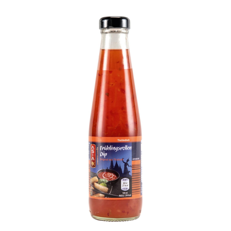 ASIA Thailändische Dip-Sauce, Frühlingsrollen