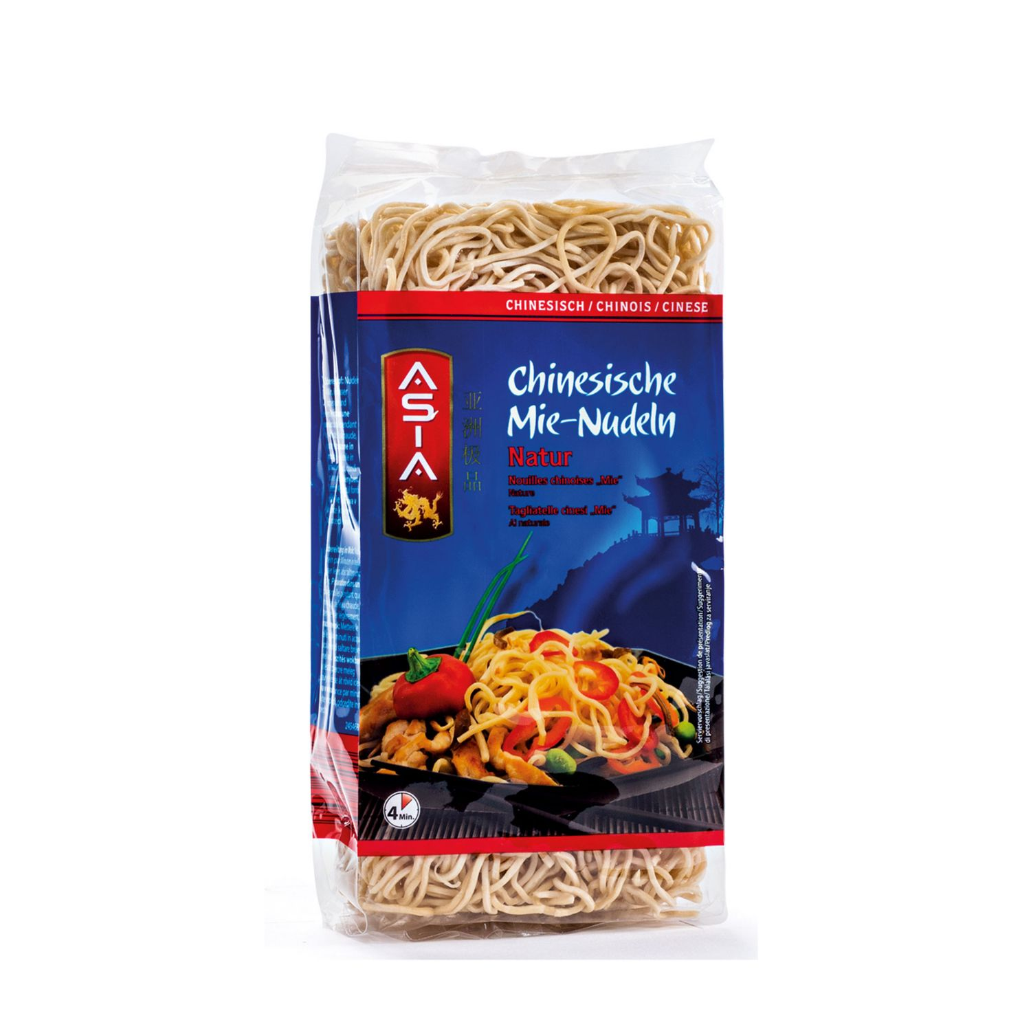 ASIA Mie-Nudeln, Natur
