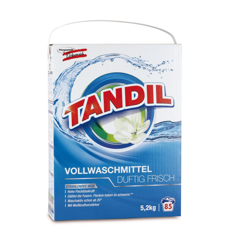 TANDIL Vollwaschmittel, Duftig Frisch