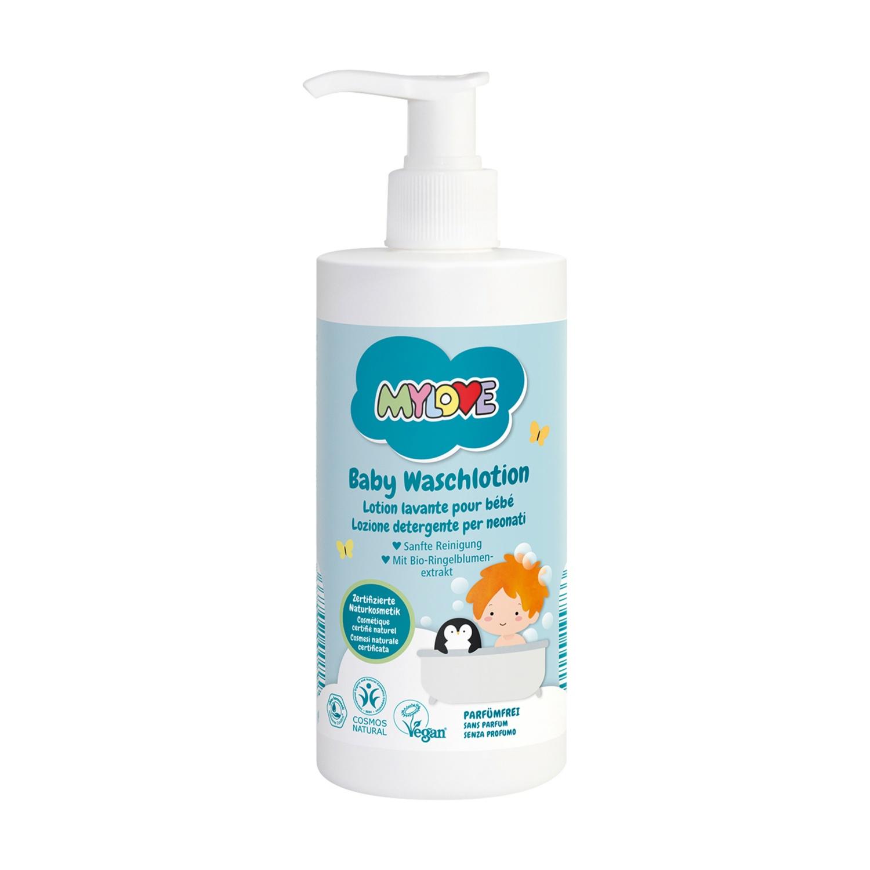 MYLOVE Baby-Waschlotion Naturkosmetik