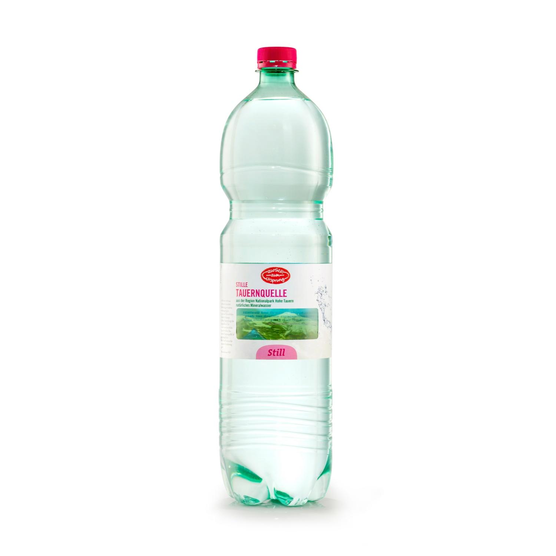 ZURÜCK ZUM URSPRUNG Mineralwasser, still
