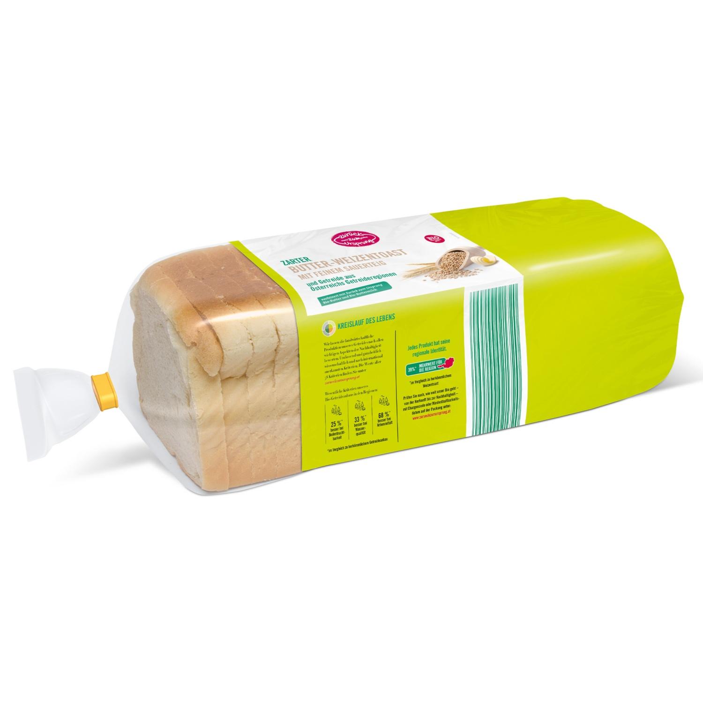 ZURÜCK ZUM URSPRUNG BIO-Toast, Weizen
