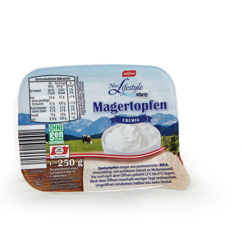 MILFINA Magertopfen