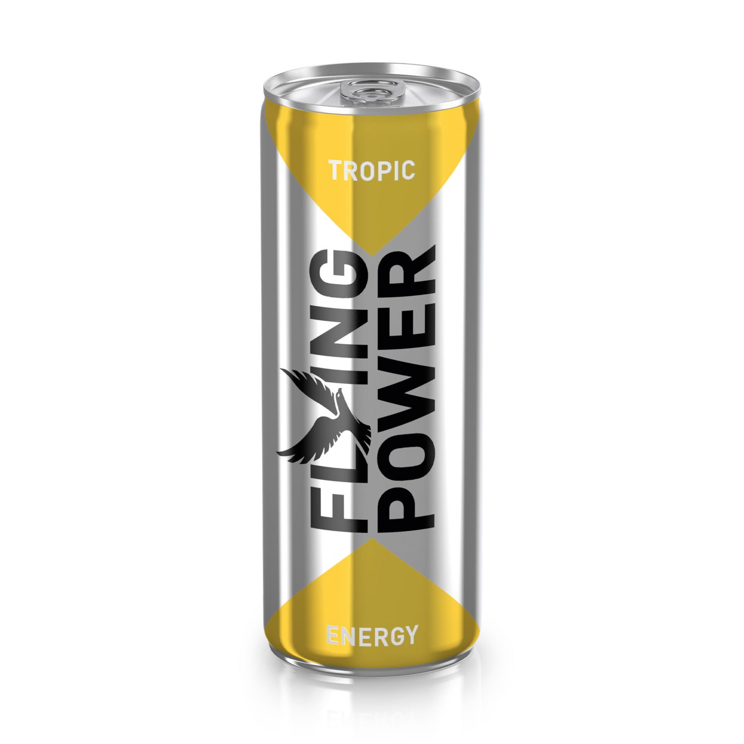 FLYING POWER Energy Drink, Tropic. Guave