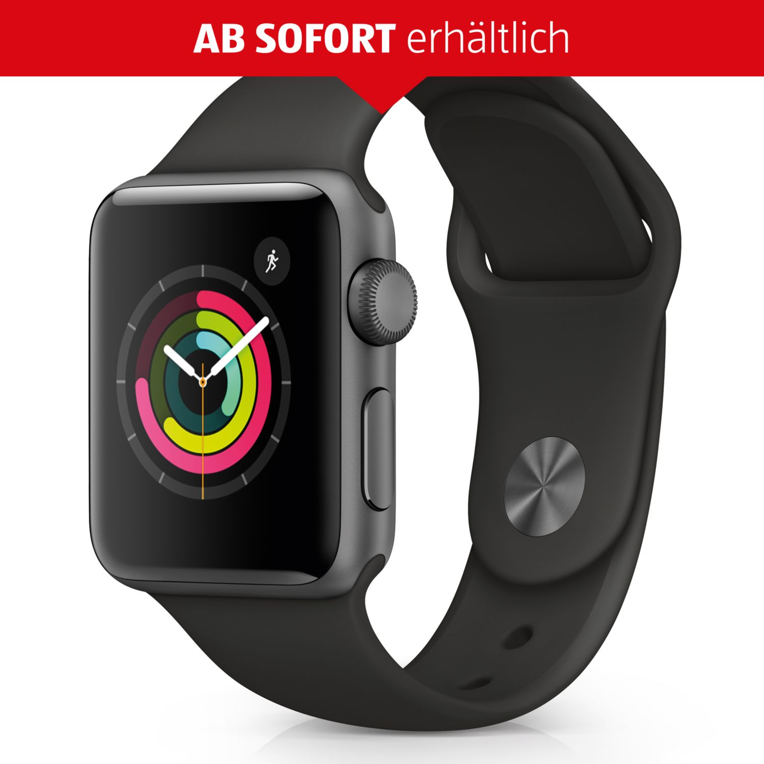 Apple Watch Series 3 GPS (38 mm)