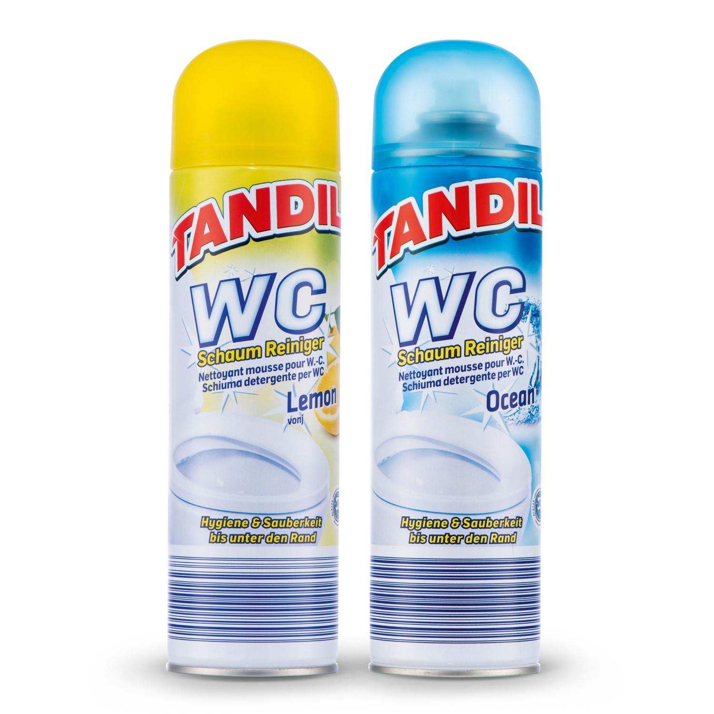 TANDIL WC-Schaumreiniger