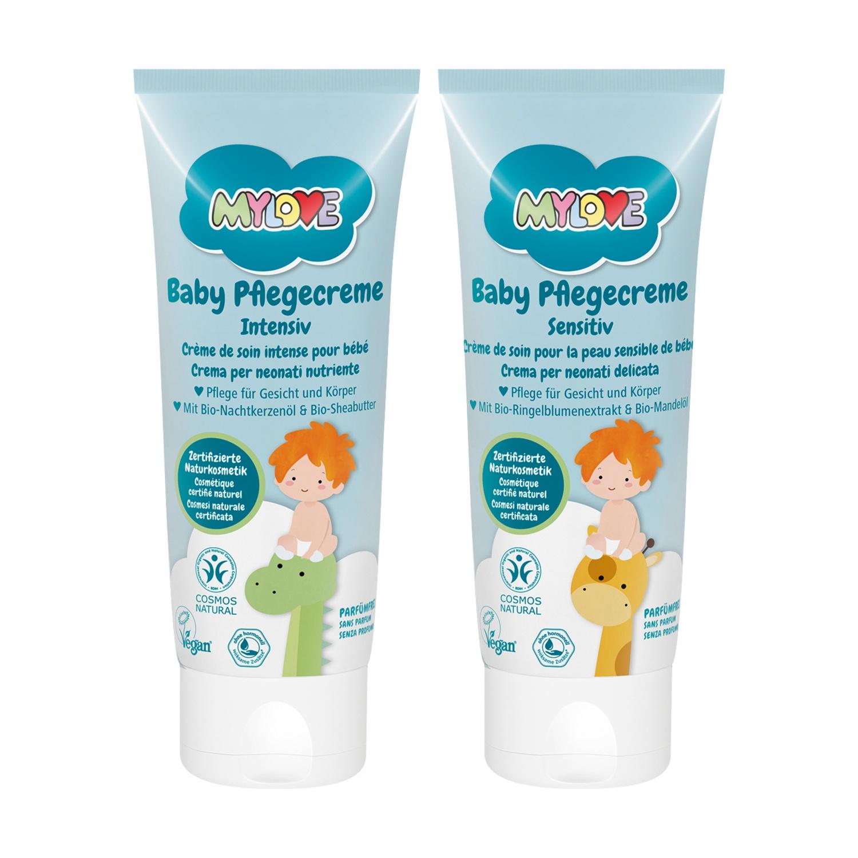 MYLOVE Baby-Pflege-/-Hautschutzcreme Naturkosmetik