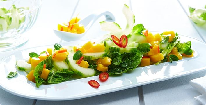 Mango-Salat