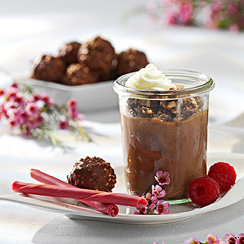 Baileys Schokoladensahne-Mousse