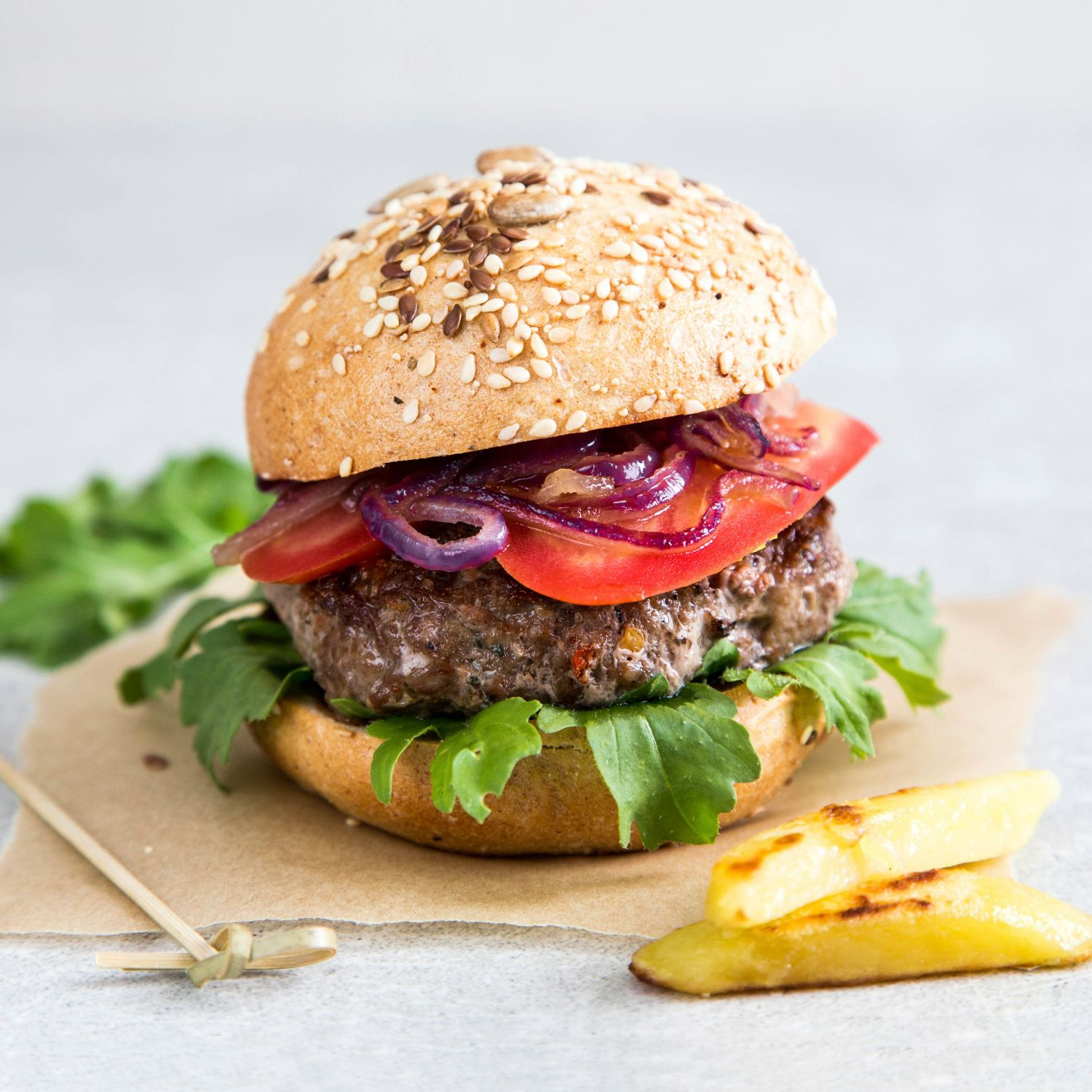 Country-Burger