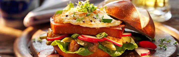 Bayern-Sandwich