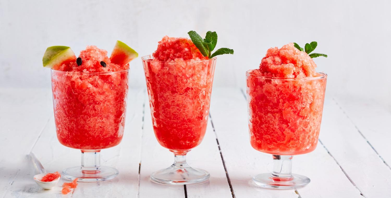 Wassermelonen-Granita