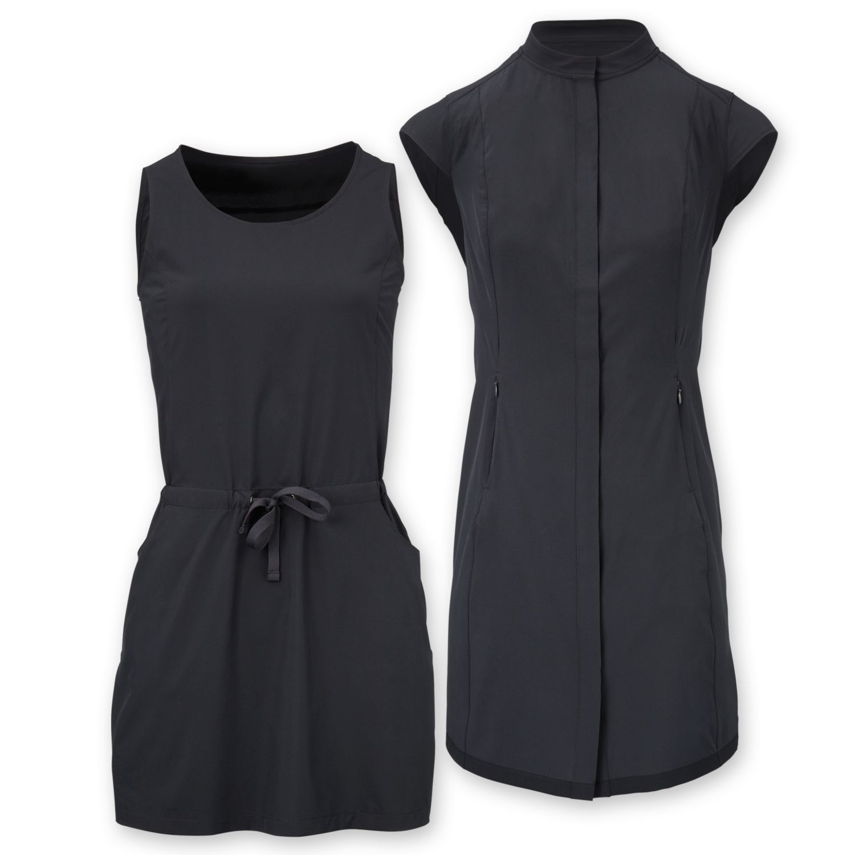 INOC Damen-Trail-Kleid