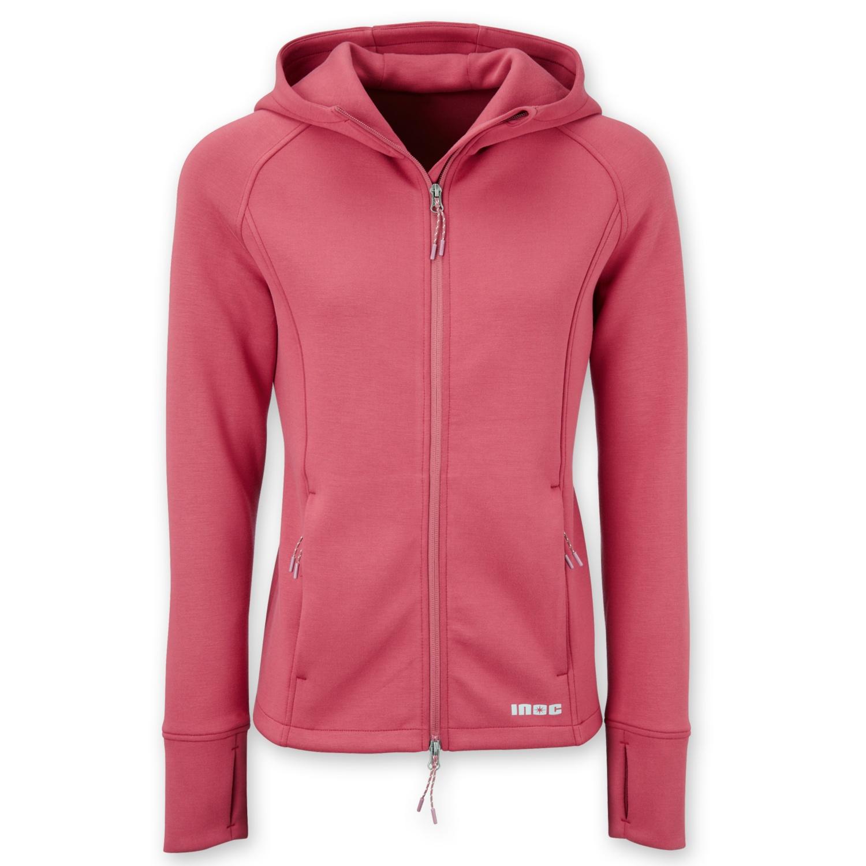 INOC Trail-Warm-Up-Jacke für Damen