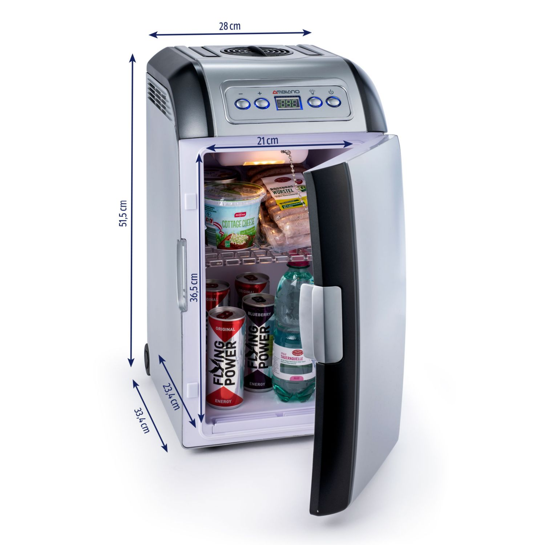 MEDION Mini-Kühlschrank