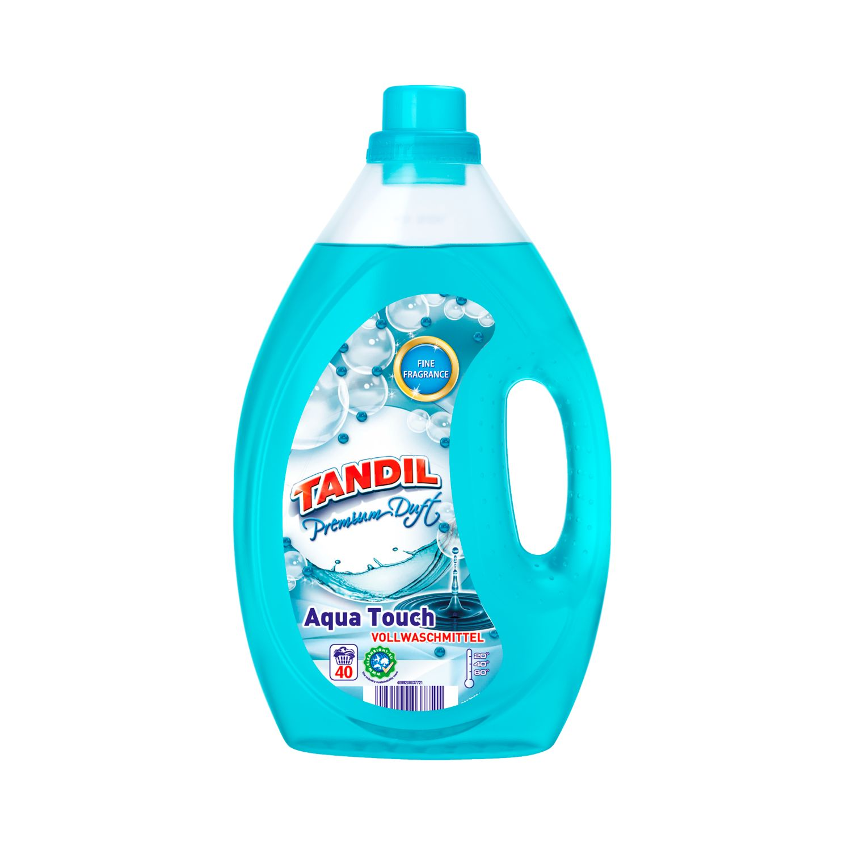 TANDIL Voll-/Colorwaschmittel, Aqua Touch