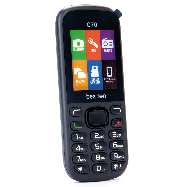 Mobiltelefon Beafon C70