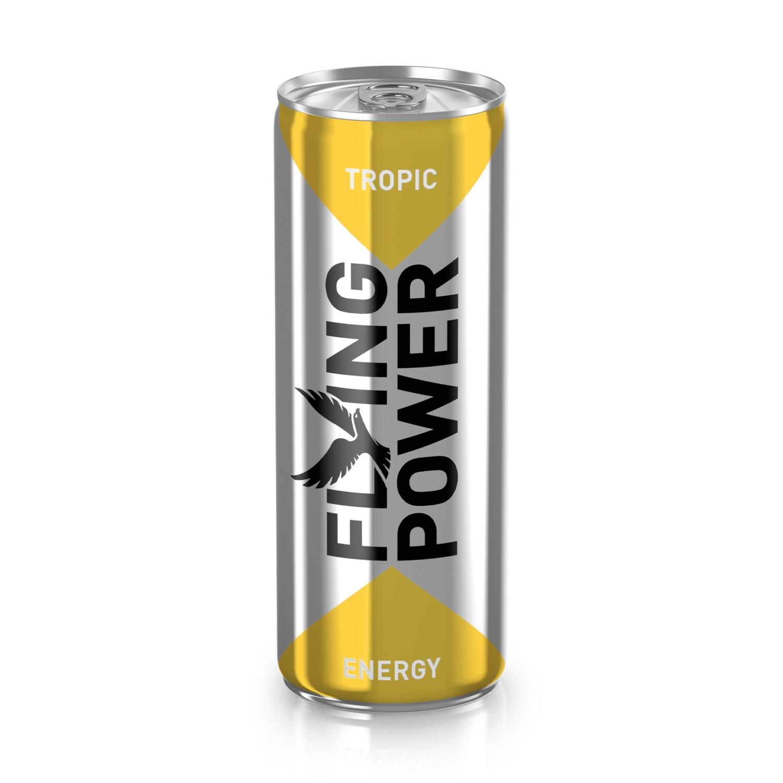 FLYING POWER Energy Drink, Tropic