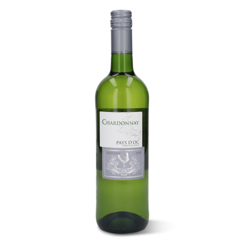 """Chardonnay Vin de France """"Charette"""" 0,75l"""