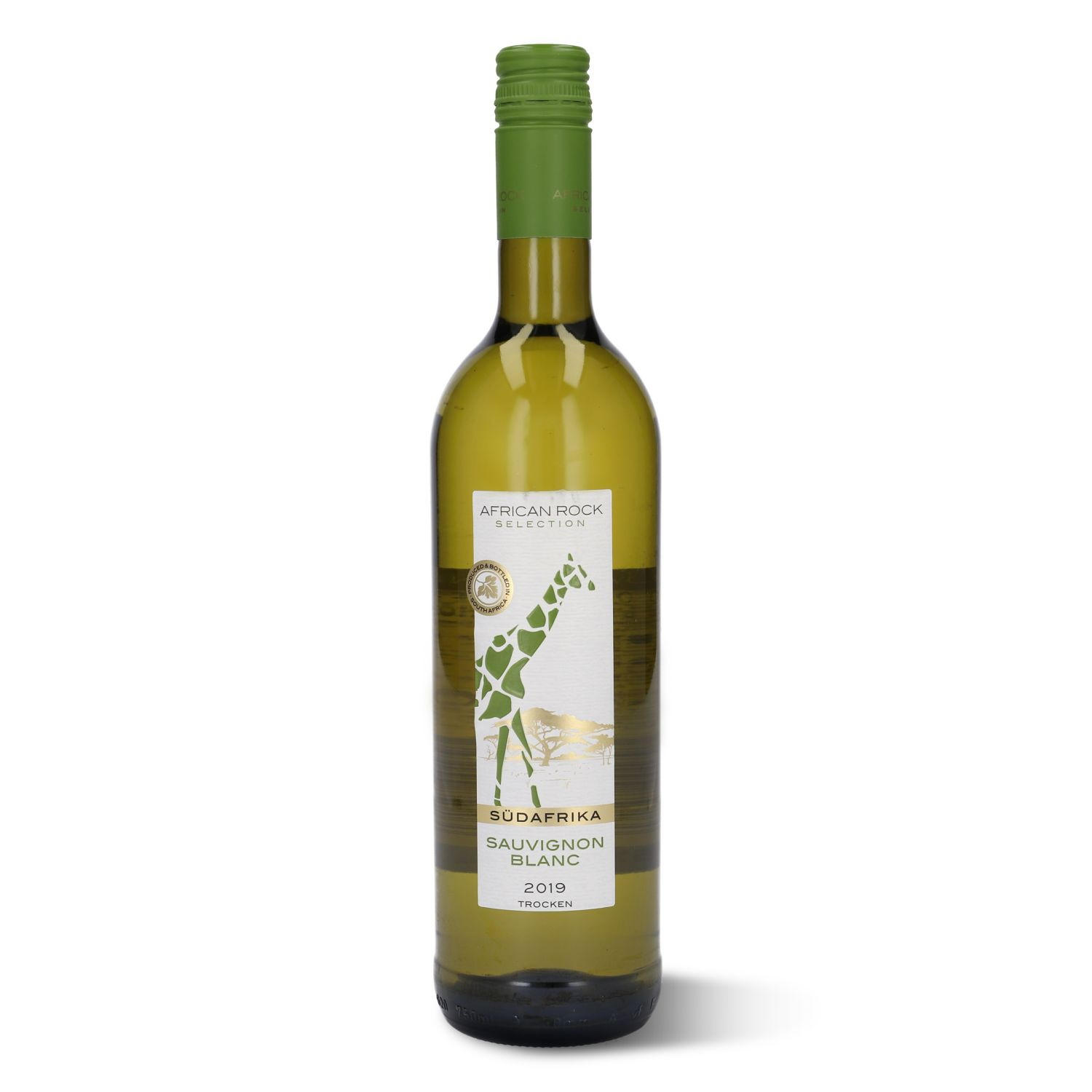 AFRICAN ROCK SELECTION Sauvignon Blanc 0,75l