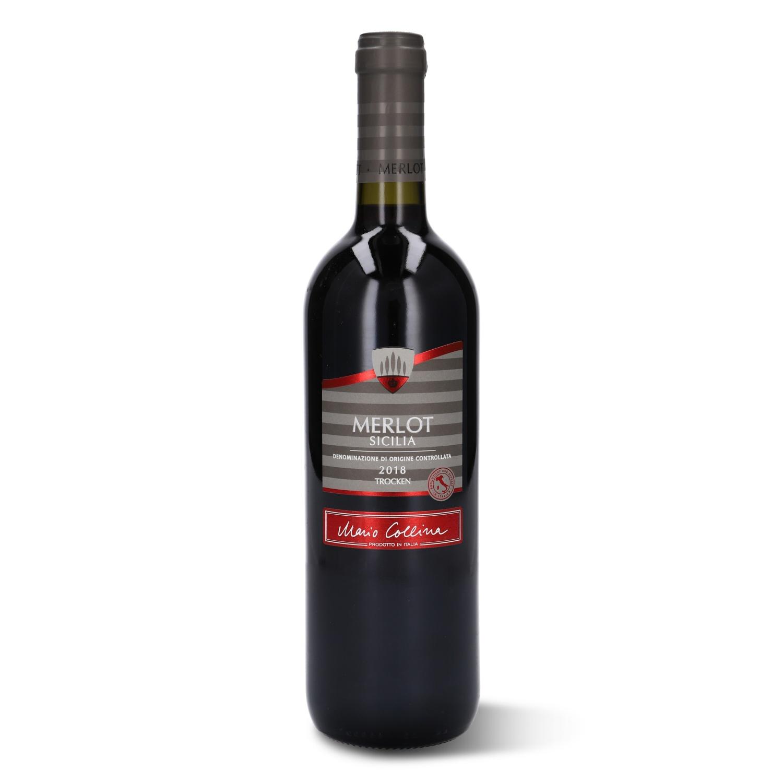 Merlot Sicilia DOC 0,75l