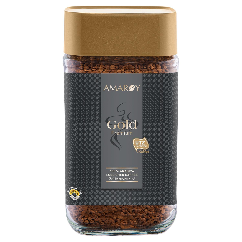 AMAROY Express Kaffee Gold 100g