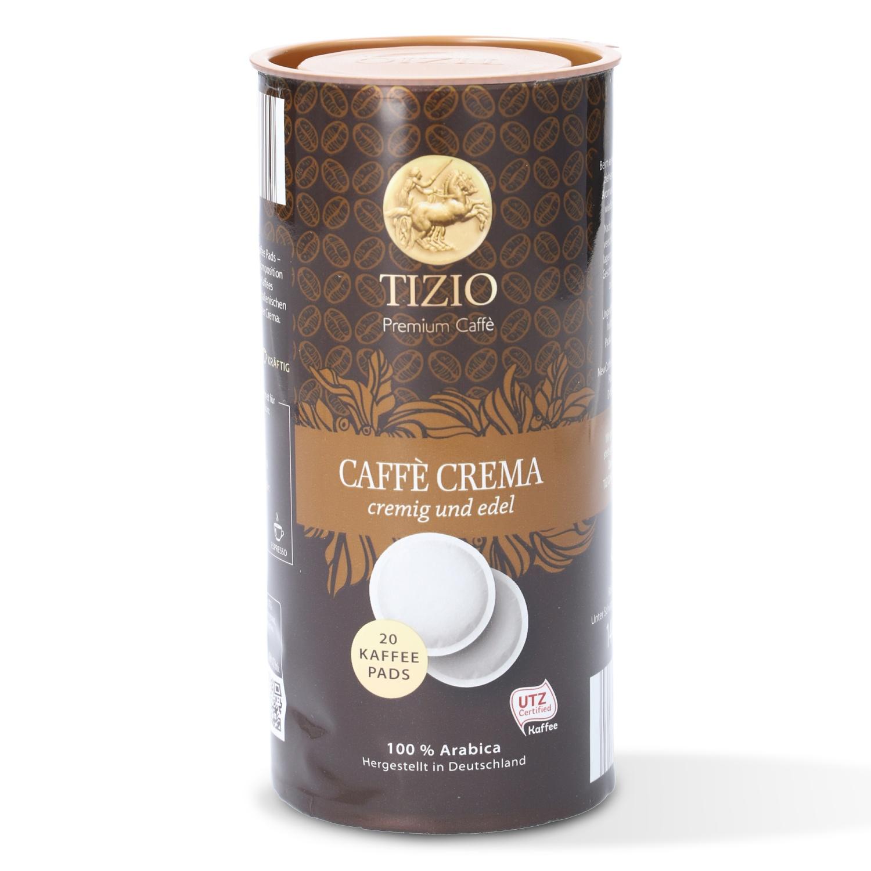 Tizio Caffè Crema 144g