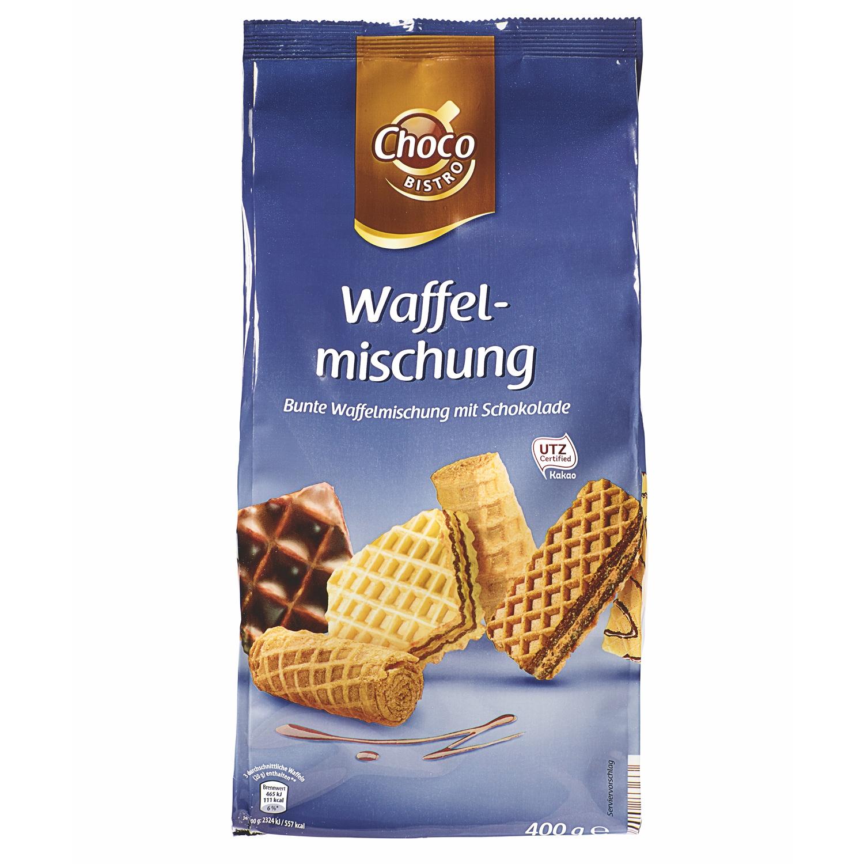 Choco Bistro Gebäck- & Waffelmischung 500g