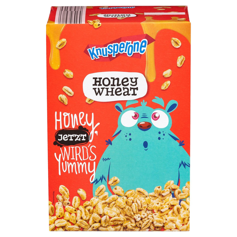 Knusperone Honey Wheat 750g