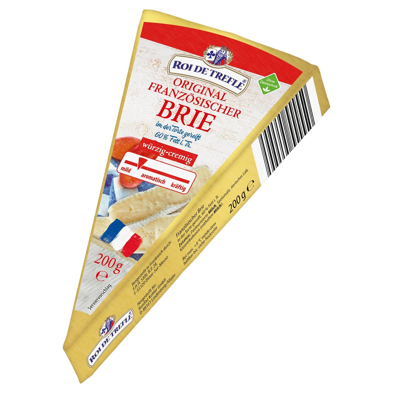 ROI DE TREFLE Französische Briespitze 60% Fett i. Tr. 200g