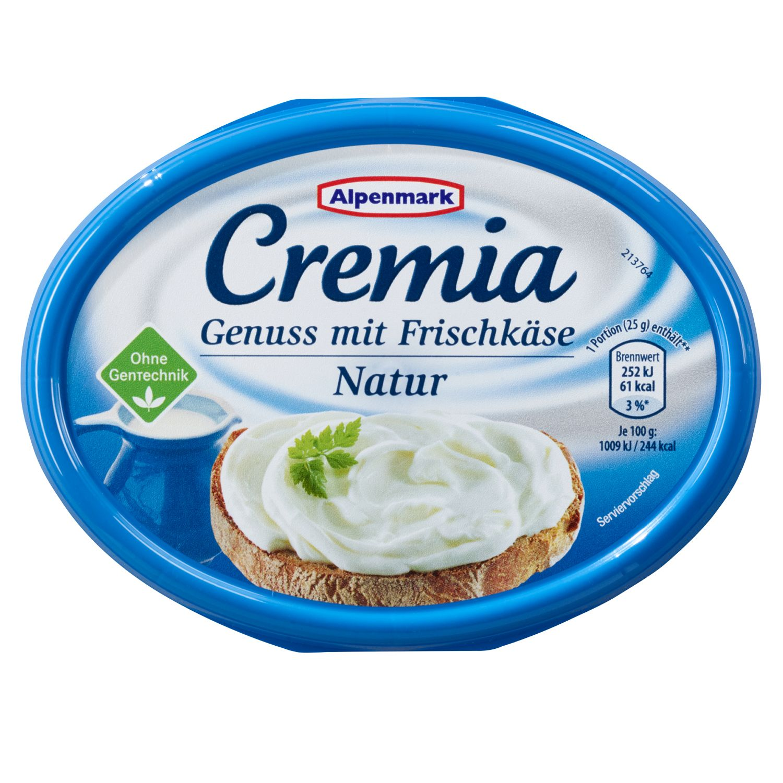 Alpenmark Crema Natur 175g