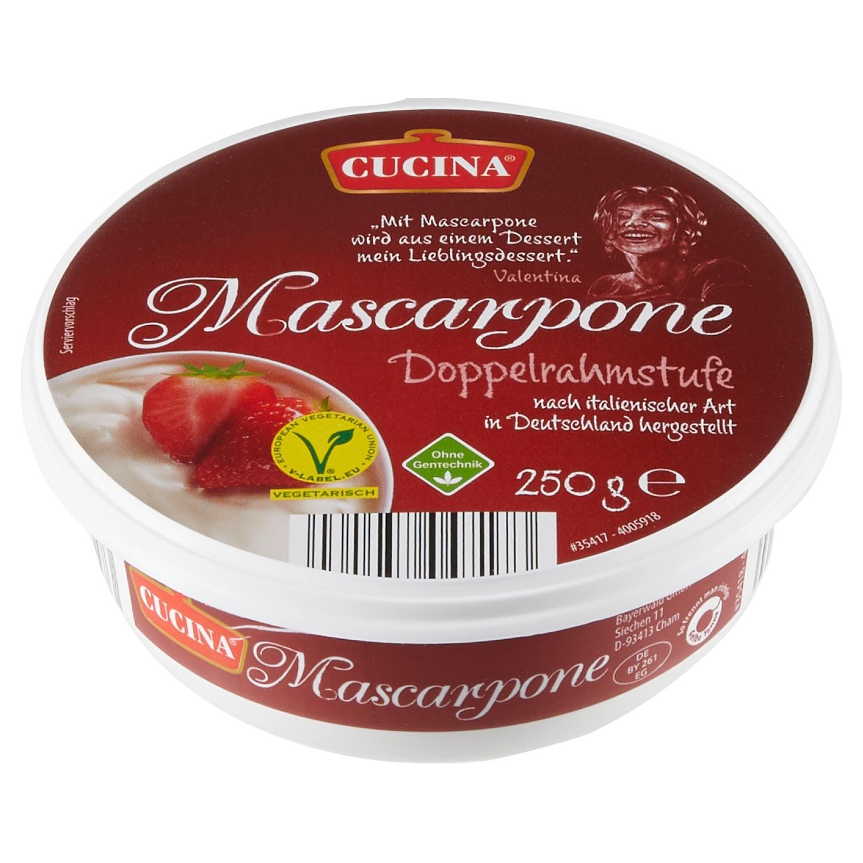 CUCINA® Mascarpone 250 g