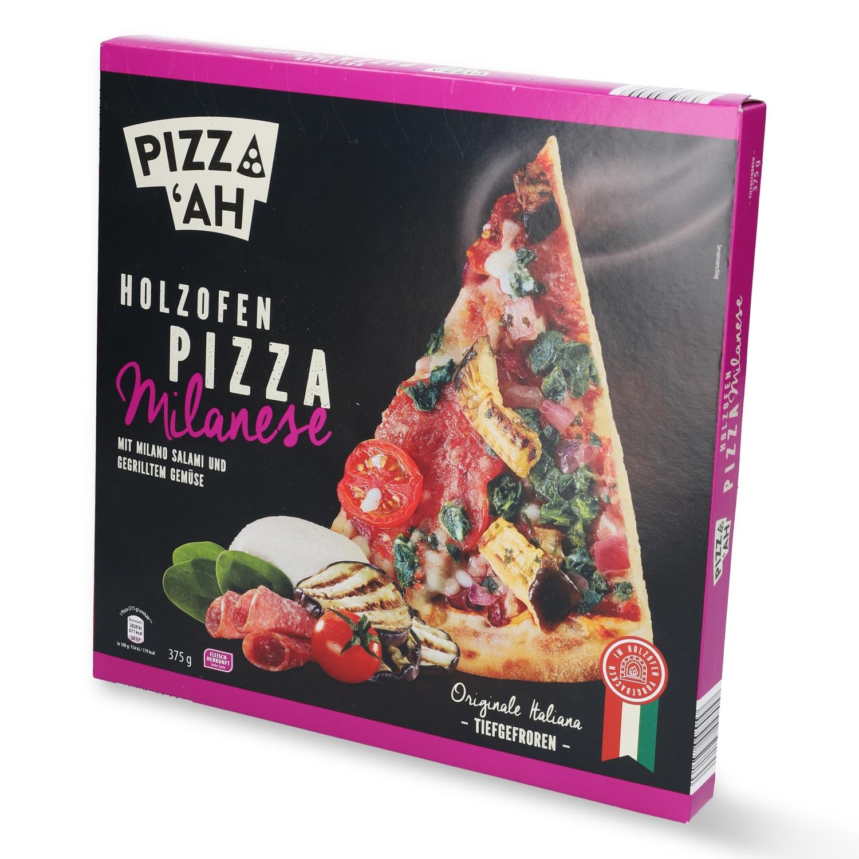 PIZZA'AH Holzofen Pizza Milanese 375g