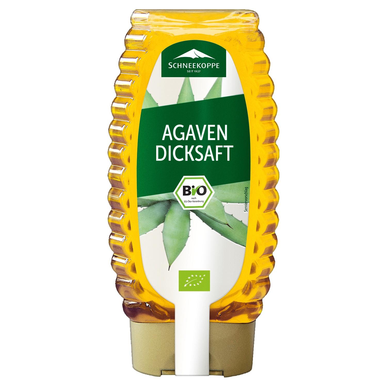 Schneekoppe Bio Agavendicksaft 360 ml