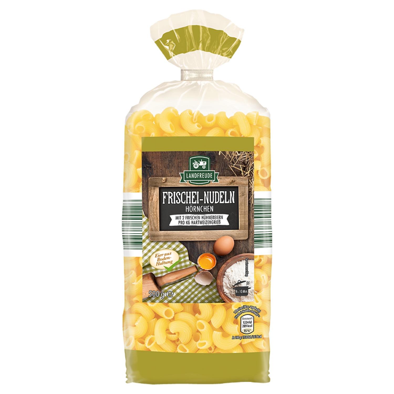 LANDFREUDE Frischei-Nudeln 500 g