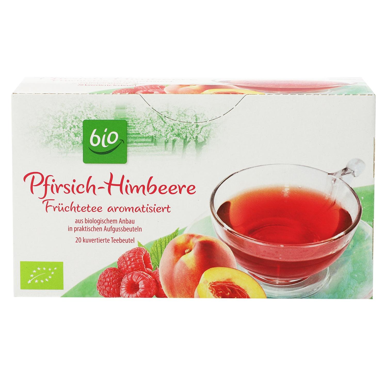 bio Pfirsich-Himbeere 20 Beutel