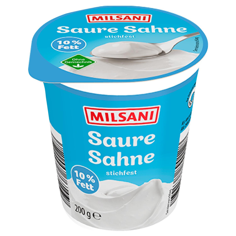 MILSANI Saure Sahne 200g