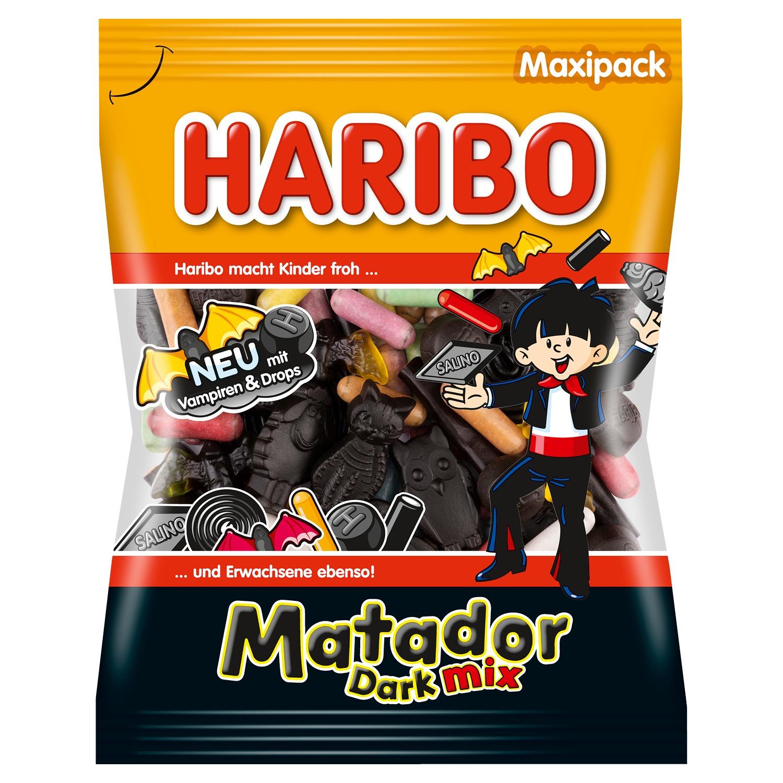 Haribo Dark Matador Mix Maxipack 360g