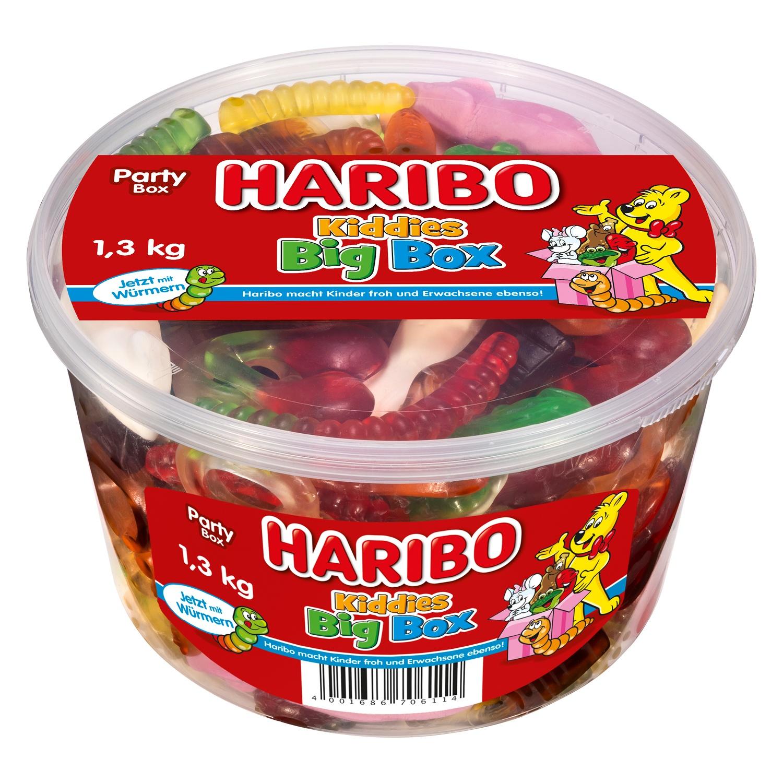 Haribo Kiddies Big Box Party Box 1,3 kg
