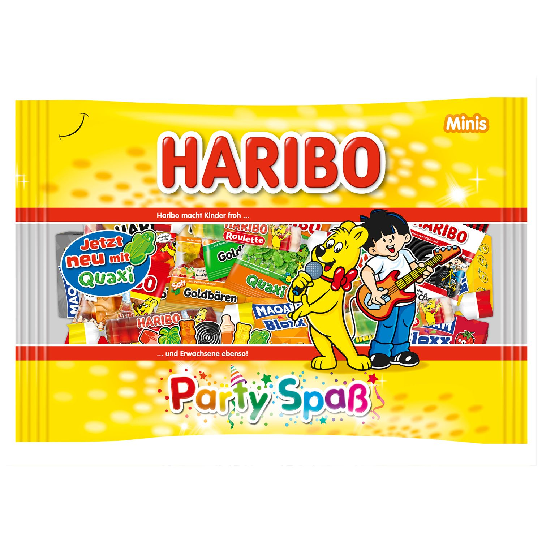Haribo Party Spaß minis 425g