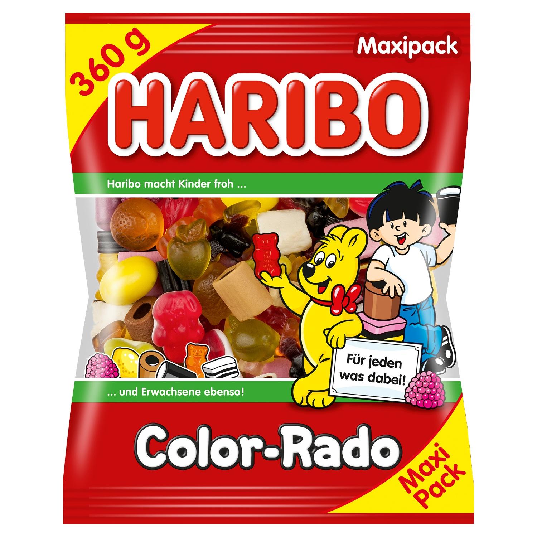 Haribo Color-Rado Maxipack 360g