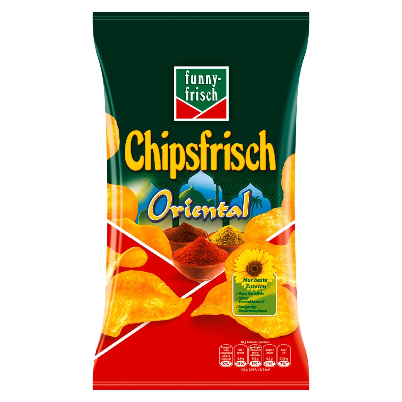 funny-frisch Chipsfrisch 175 g